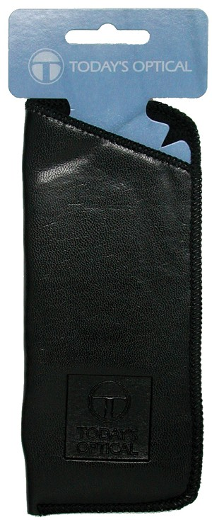 Leather Soft Case, Black